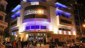 Fachada del Teatro Barceló