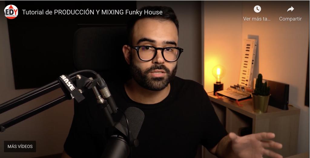 tutorial funky house